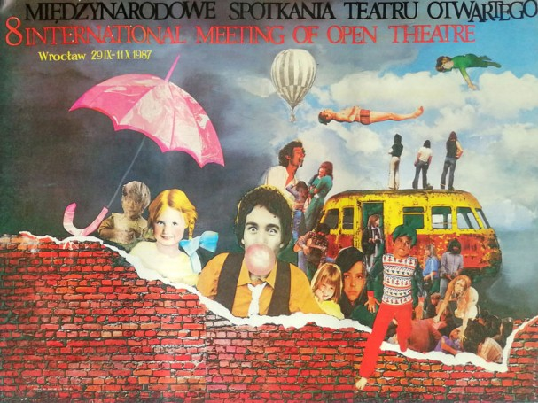 8 International Meeting of Open Theatre, 1987