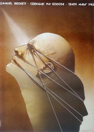 Czekajac na Godota, 1982 Samuel Beckett