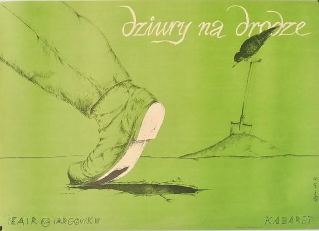 Dziury na drodze, 1979