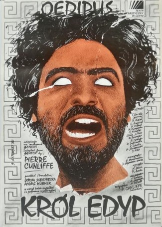 Oedipus król Edyp, 1986