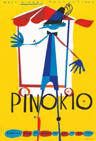 Pinokio, Kazimierz Mann