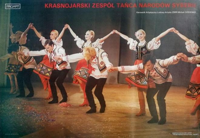 Krasnojarski Zespół Tańca Nrodów Syberii