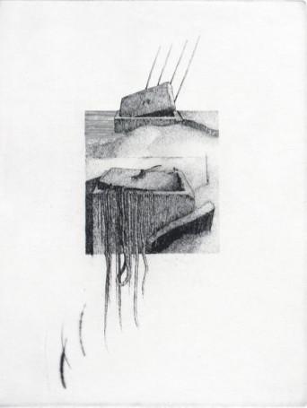 Tadeusz Siara, Escape (fourth try), 1991