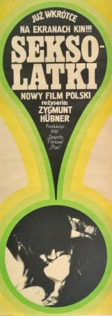 Seksolatki, reż. Zygmunt Hubner