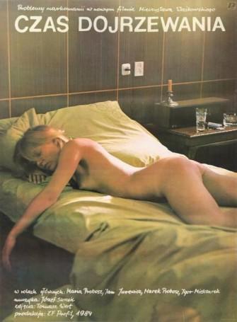 Czas dojrzewania, 1981 r.