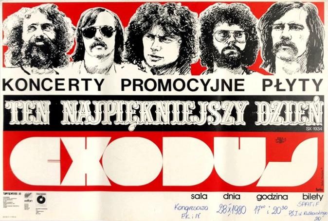Exodus, 1980 r.
