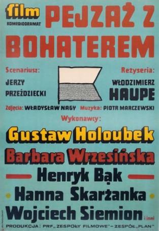 Pejzaż zbohaterem, 1970 r., reż. Włodzimierz Haupe