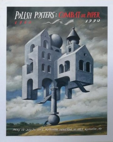 Polish Posters: Combat on Paper 1996