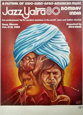Jazz Yatra '80 Bombay India