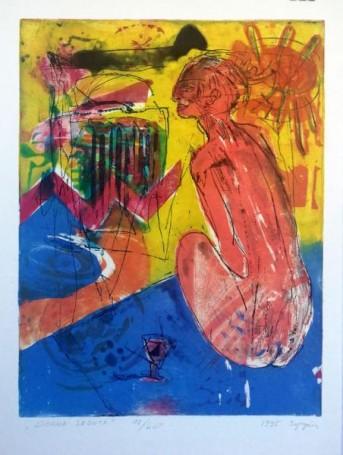 Donna seduta, 1995 r.
