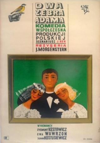 Dwa żebra Adama, 1963 r., reż. Janusz Morgenstern