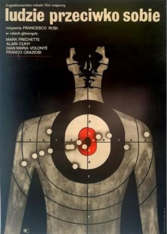 Ludzie przeciwko sobie, 1970 r., reż. Francesco Rosi