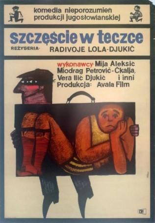 Szczęście wteczce, 1963 r., reż. Radivoje Lola-Djukic
