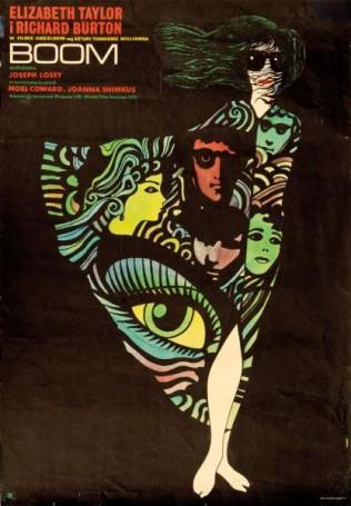 Boom, 1970 r., reż. Joseph Losey