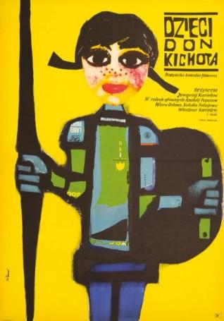Dzieci Don Kichota, 1965 r., reż. Jewgieni Karielow