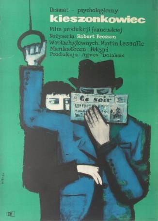 Kieszonkowiec, 1962 r., reż. Robert Bresson