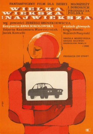 Wielka większa inajwiększa, 1963 r., reż. Anna Sokołowska