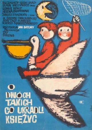 O dwóch takich co ukradli księżyc, 1960 r., reż. Jan Batory
