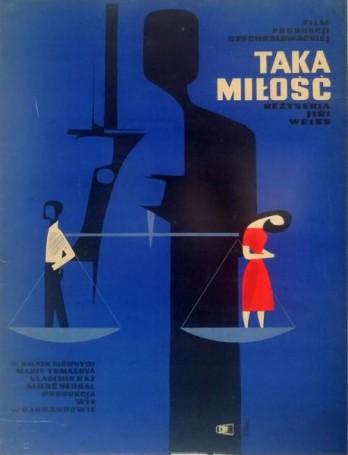 Taka miłość, 1961 r., reż. Jiří Weiss