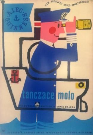 Tańczące molo, 1958 r., reż. Charles Frend