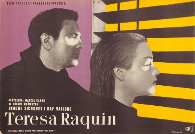 Teresa Raquin, 1959 r., reż. Marcel Carné