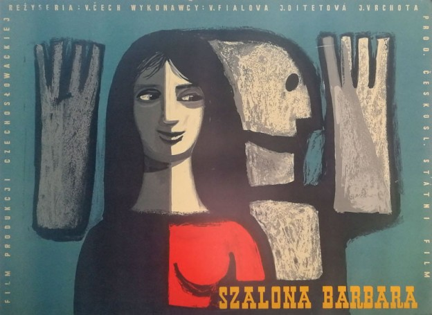 Szalona Barbara, 1958 r., reż. Vladimir Cech