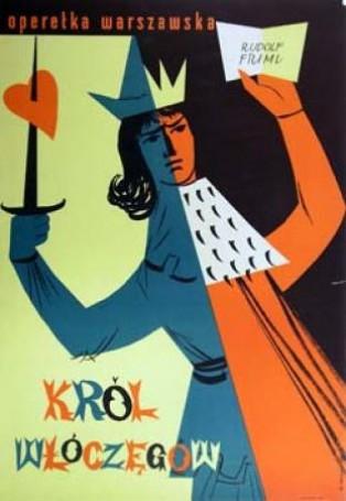 Król włóczęgów, 1959 r.