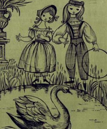 J. Ch. Andersen tales, 1962