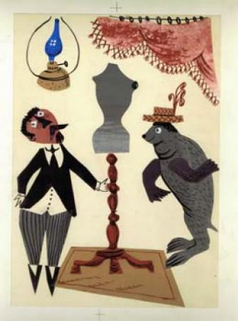 Jan Brzechwa Stories, 1958