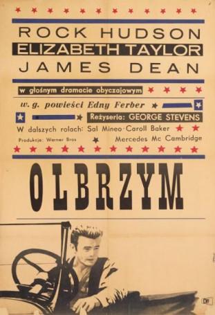 Olbrzym, 1965 r., reż. George Stevens