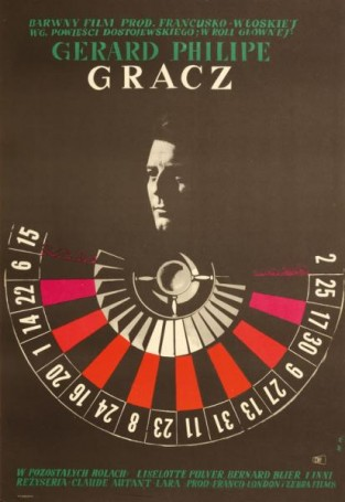 Gracz, 1961 r., reż. C. Autant