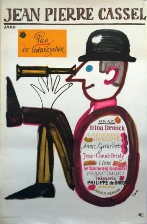 Pan do towarzystwa, 1965 r., reż. Philippe De Broca
