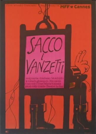 Sacco iVanzetti, 1972 r., reą. Giuliano Montaldo