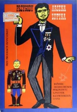 Przygody Arsena Lupina, 1958