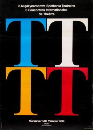 3 Międzynarodowe Spotkania Teatralne, 1983 r.