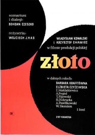 Złoto, 1962 r.
