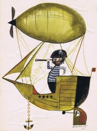 O piracie Rum-Barbari (I wydanie)