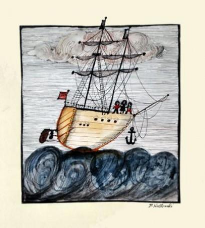 Illustration: Opiracie Rum-Barbari io czymś jeszcze (II edition),