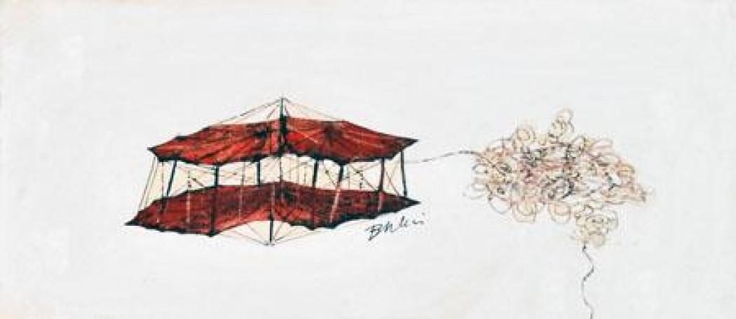 Illustration: My red kite