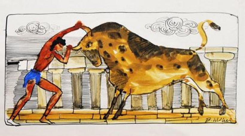 Illustration: Mistrz Dedal, 1973