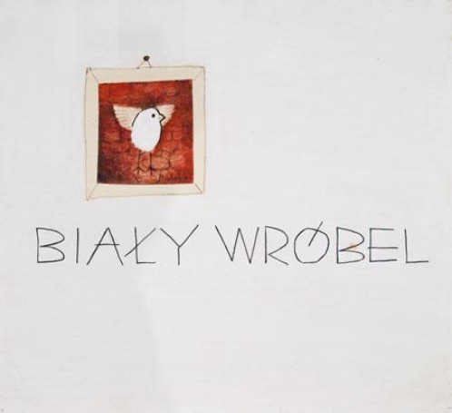 Illustration: The white sparrow (Bialy wrobel), 1967,