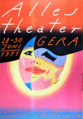 Alles theater Gera, 1991