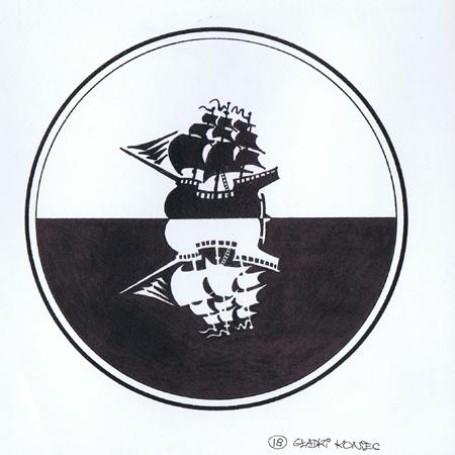 """ilustracja """"Gładki koniec"""" do """"Jeszcze dalsze burzliwe dzieje pirata RabarbaraR"""