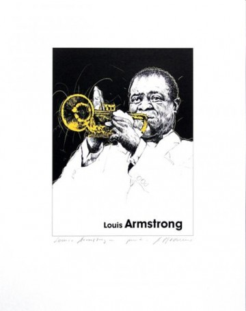 Louis Armstrong, 2007 r.