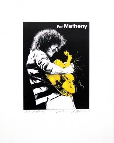Pat Metheny, 2007 r.