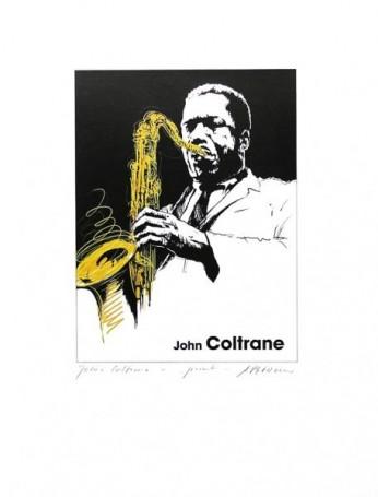 John Coltrane, 2007 r.
