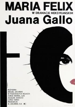 Juana Gallo, 1967 r.