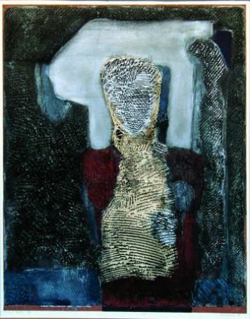 White Figure VIII, 1978