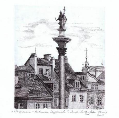 Warsaw-Zygmunt's Column, 2011