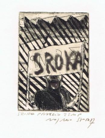 Sroka przeciw ZSMP, 1987 r.